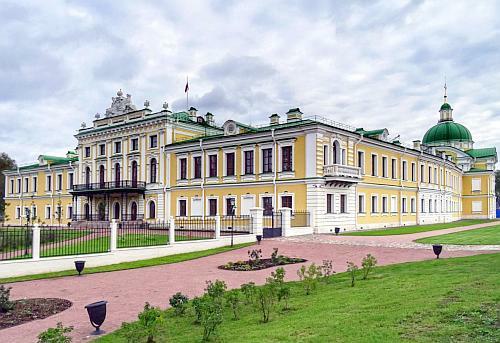 Тверь Путевой Дворец